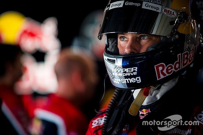 Van Gisbergen 'uncomfortable' with vibration issues