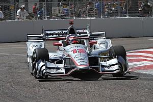 IndyCar Raceverslag IndyCar St Petersburg: Power pakt pole, Pagenaud valt tegen
