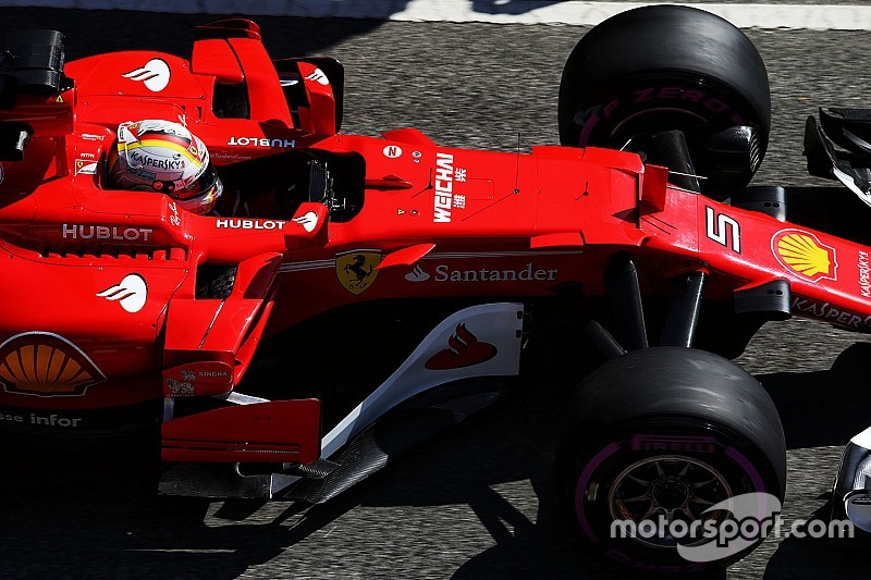 Barcelone, J7 - Ferrari vivace ; Mercedes avec sérénité