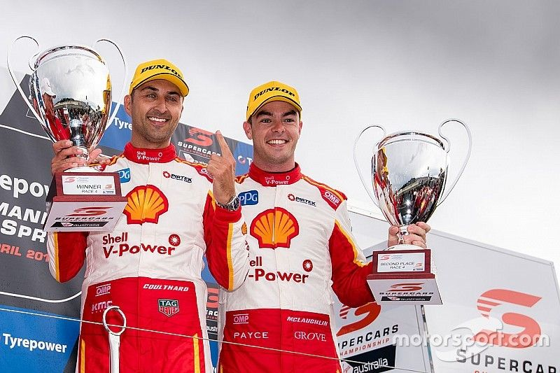 McLaughlin: I came to Penske at the right time