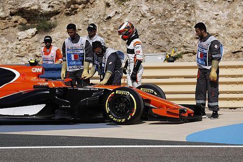 McLaren: Vandoorne monta già la terza power unit della Honda!