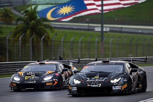 Sepang Super Trofeo: Podium for Ebrahim in season opener