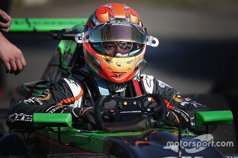 Sacha Fenestraz remporte la saison 2017 de Formule Renault Eurocup