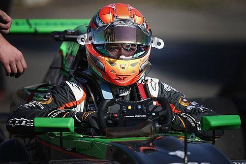 Sacha Fenestraz centra la pole per Gara 2 e 3 all'Hungaroring