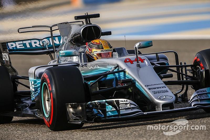 """【F1】メルセデス、Tウイングの""""固定""""を強化し、脱落事故再発を防ぐ"""
