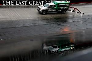 NASCAR Cup Новость Гонку NASCAR в Бристоле перенесли из-за сильного дождя
