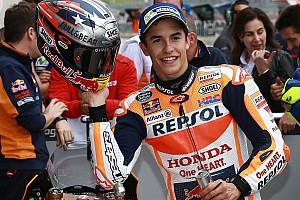 MotoGP Breaking news Start terdepan, Marquez tetap waspadai Vinales