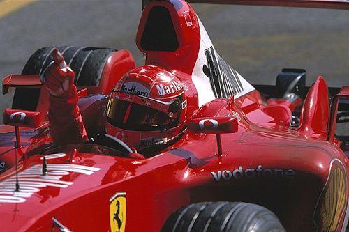 Overzicht: De beste Ferrari-coureurs aller tijden