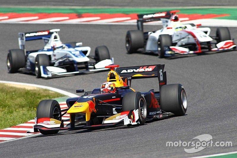 The 2017 Japanese Super Formula Championship Series final round and 16th JAF Grand Prix Suzuka