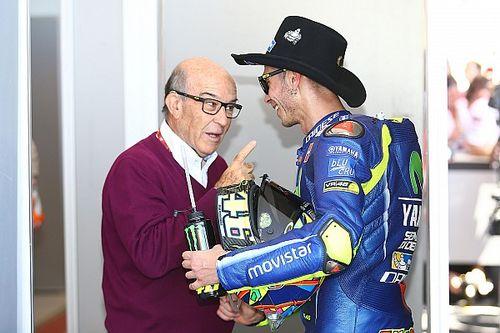 Глава MotoGP: Росси в лучшей форме, чем десять лет назад