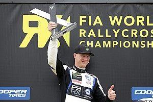 Kristoffersson vainqueur, Timmy Hansen près de l'exploit