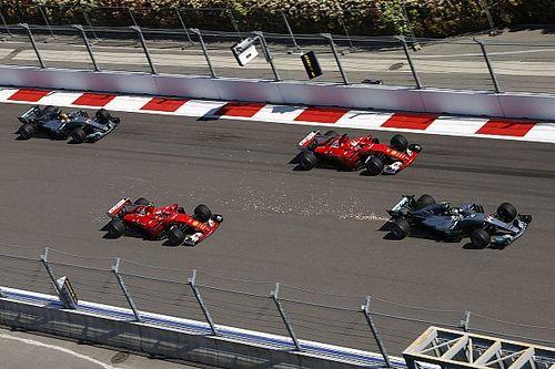 Lauda: Perebutan gelar juara mulai dari awal lagi