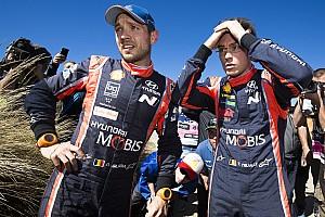 WRC 速報ニュース 【WRC】0.7秒差で逆転優勝のヌービル「2位のエバンスを讃えたい」