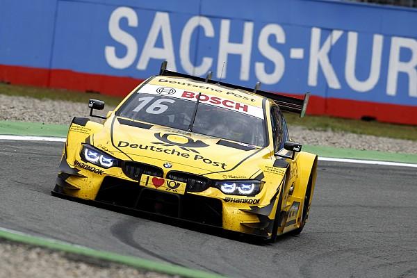 Timo Glock, pole para la carrera del domingo del DTM
