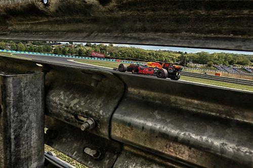 Die schönsten Fotos vom F1-GP Ungarn in Budapest: Freitag
