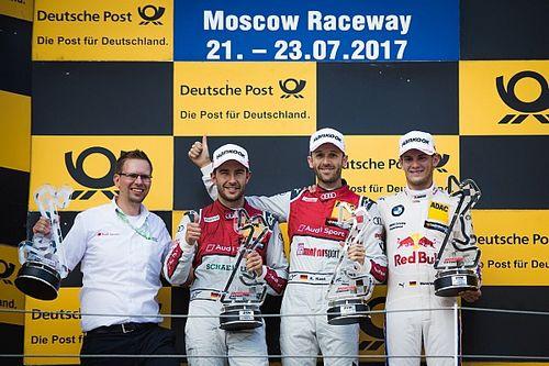 DTM 2017: Gesamtwertung nach dem 10. von 18 DTM-Saisonrennen