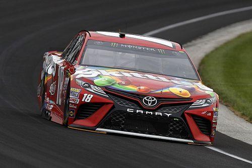 NASCAR in Indianapolis: Pole-Position für Kyle Busch beim Brickyard 400