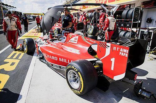 Prema explains Leclerc disqualification