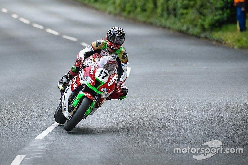 Injured TT rider Mercer's condition worsens