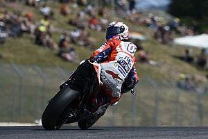 Dovizioso: Pembalap MotoGP harus ambil risiko saat latihan