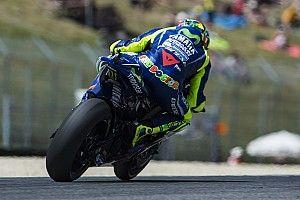 MotoGP: Rossi a leggyorsabb az időmérő előtt