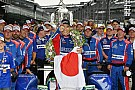 Galería: Sato celebra su victoria en las 500 de Indy 2017