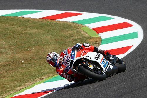 MotoGP 2017 in Mugello: Andrea Dovizioso erringt Ducati-Heimsieg