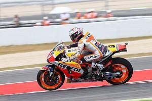 MotoGP Trainingsbericht MotoGP 2017 in Barcelona: Marc Marquez weiter vorne, Desaster für Yamaha