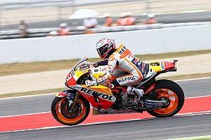 【MotoGP】カタルニアGP FP3:ヤマハまさかのQ1へ。マルケス首位