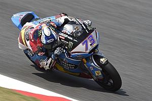 Moto2 Verslag vrije training Marquez bepaalt het tempo in derde training in Barcelona