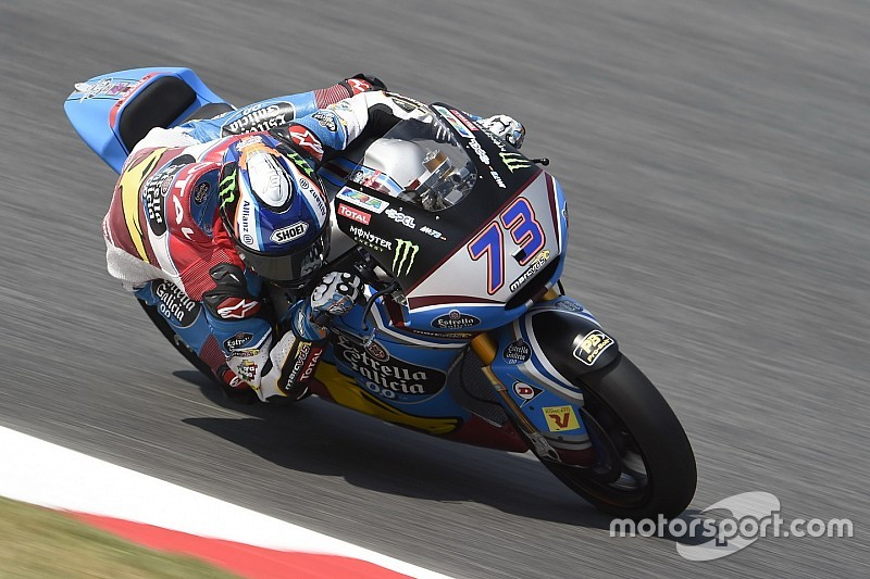Álex Márquez avisa con su segunda pole de la temporada