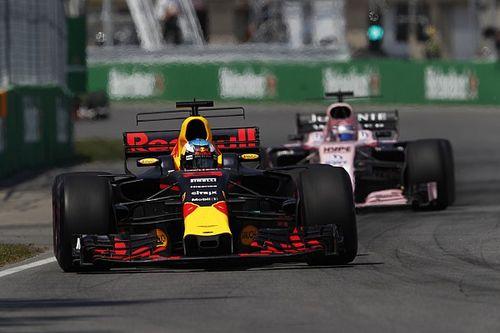 Formel 1 2017: Force India macht weiter Jagd auf Red Bull