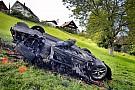Подъем на холм Организаторов гонки в Швейцарии оштрафовали из-за аварии Хаммонда