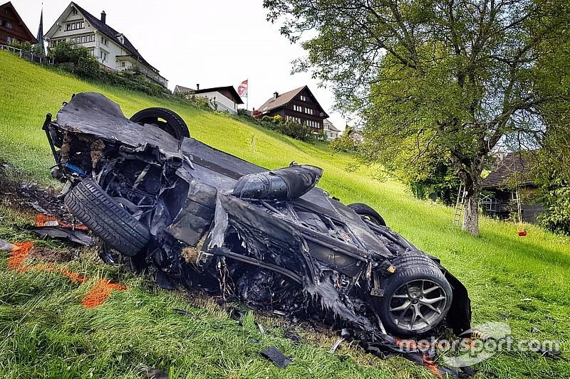 Organisatie heuvelklim krijgt boete na crash Hammond