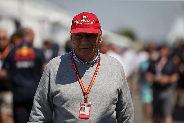 Formel 1 News Niki Lauda über unvermittelten RTL-Ausstieg: Entschuldigen wofür?