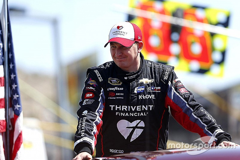 Michael McDowell to run full 2017 schedule with Leavine Family Racing