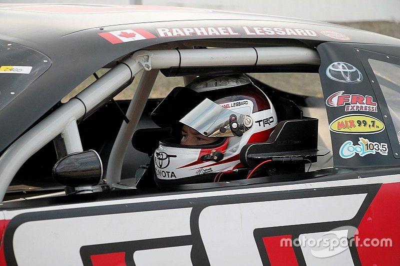 Teenager Raphaël Lessard takes 8th place at Rattler 250