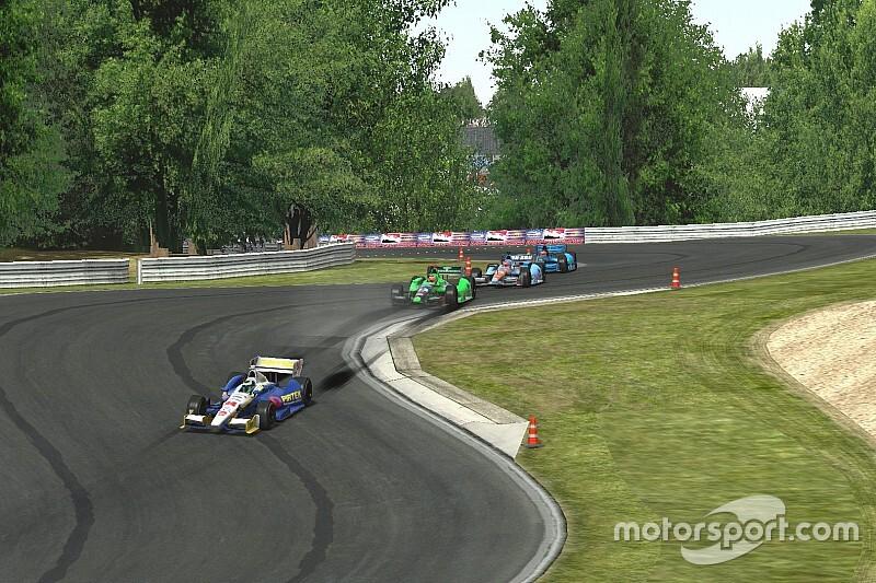 Indy anuncia parceria para corridas virtuais com forte participação dos fãs