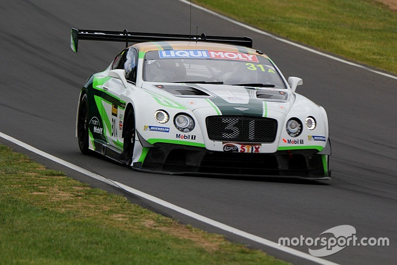 Bathurst 12 Hour: Bentley leads three hours in