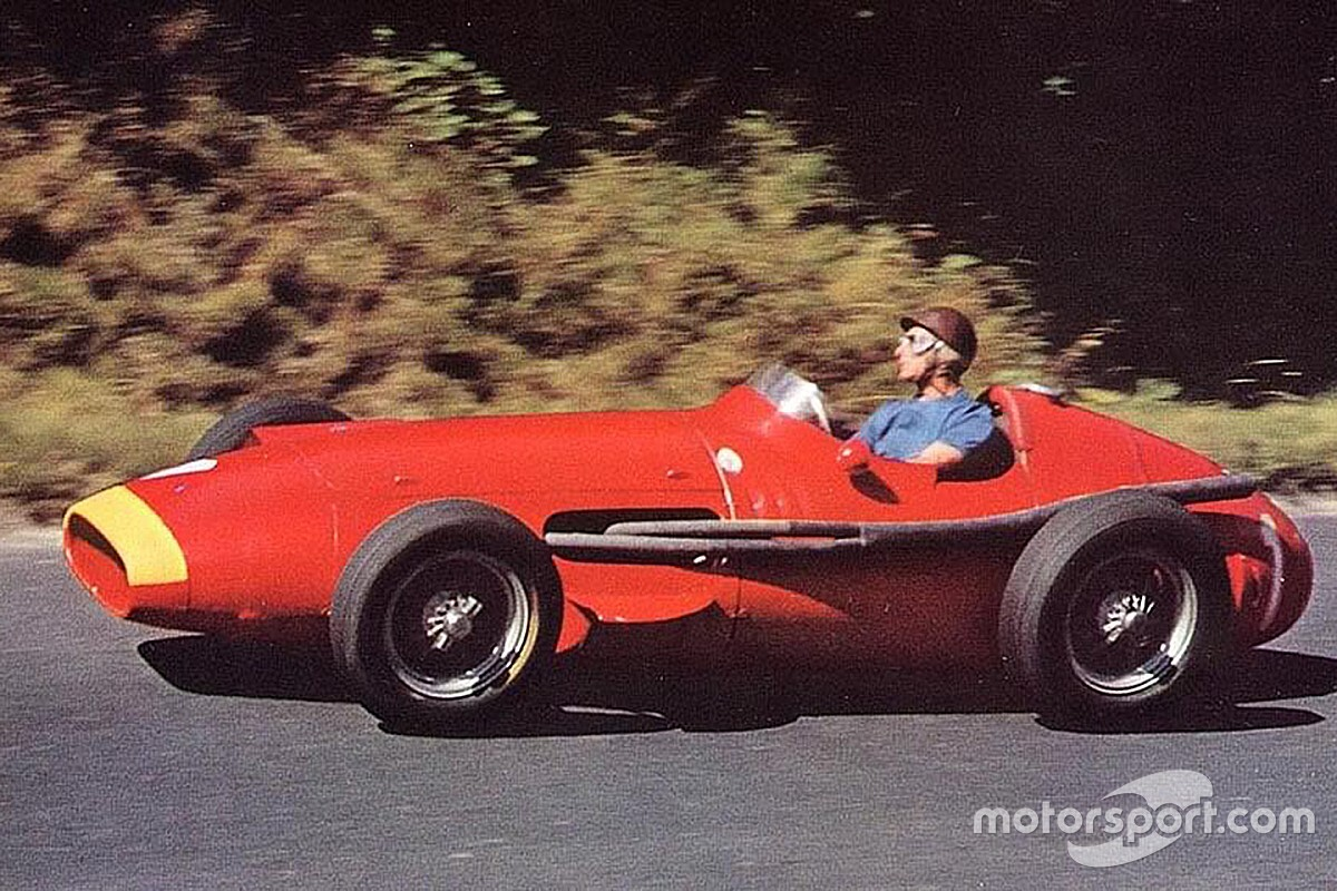Race of My Life: Juan Manuel Fangio on the 1957 German GP