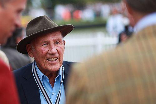 Autosportlegende Moss op 90-jarige leeftijd overleden