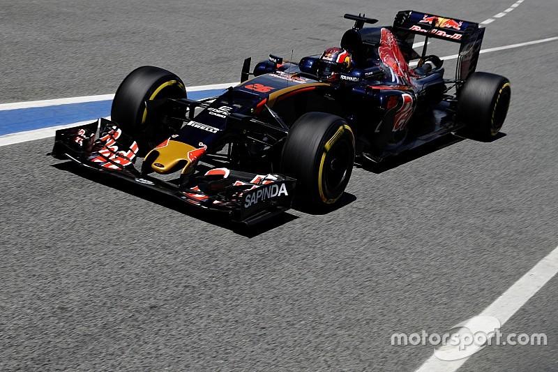 Red Bull: Kvjat nem tudta kezelni azt, hogy 2016-ban lefokoztuk a Toro Rossóhoz