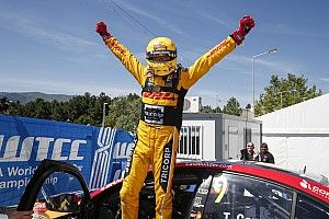 Vila Real WTCC: Coronel takes lights-to-flag win in Race 1