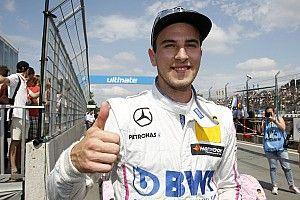 Norisring DTM: Vietoris beats Audi duo to Saturday pole