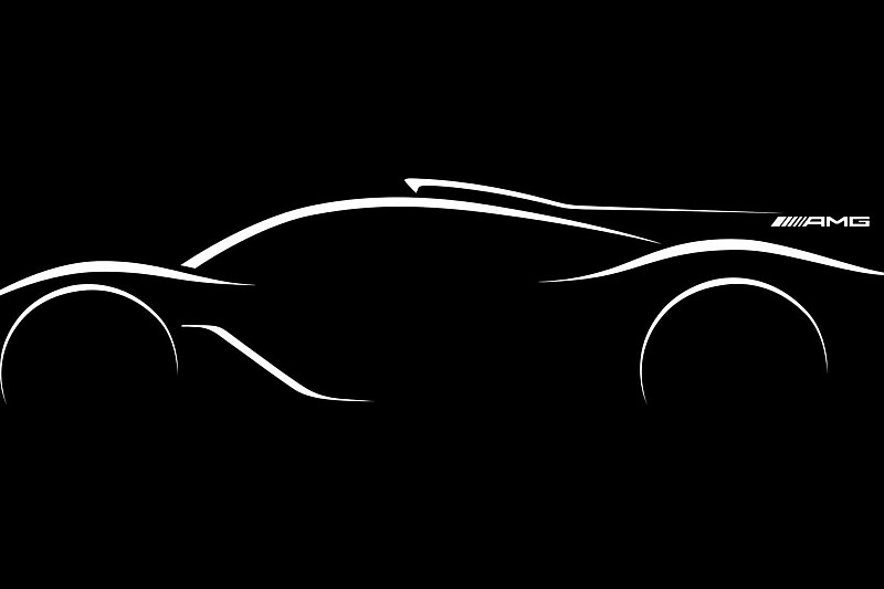 Hypercar Mercedes - Une version circuit radicale