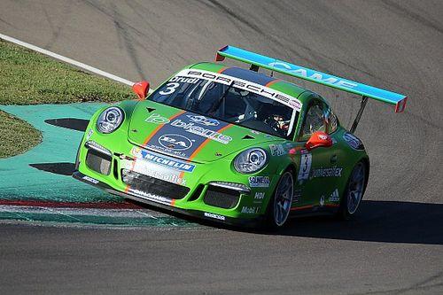 Drudi in pole a Imola nella Carrera Cup Italia