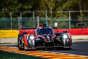 Team WRT second at Spa in rollercoaster ELMS debut