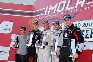 Imola: Come Ledogar con la vittoria in Gara 3 conquista il primato della Carrera Cup Italia