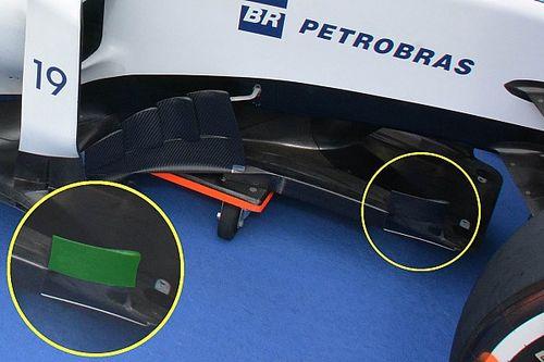 Tech update: Williams op jacht naar Toro Rosso en Ferrari