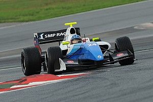 Isaakyan moves to AVF for second F3.5 campaign